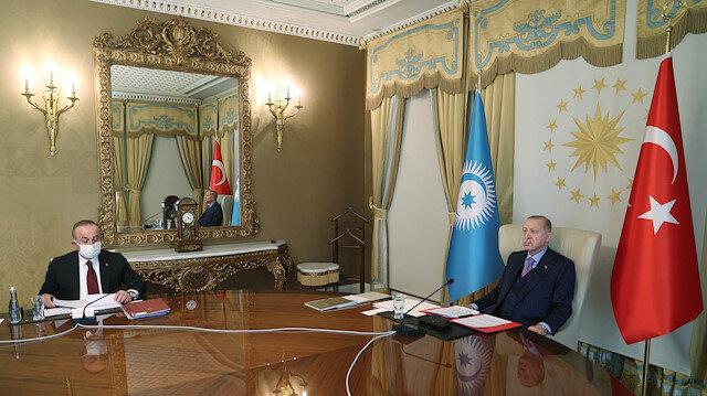 Türk Konseyi Devlet Başkanları Zirvesi Sonuç Bildirgesi yayınlandı