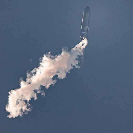 Mars'a gönderilecek Starship aracında 4. deneme uçuşu da başarısız oldu