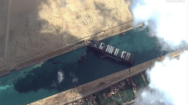 Süveyş Kanalı'ndaki kazayla ilgili soruşturma başlatıldı