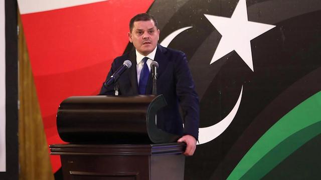 Libya Başbakanı Dibeybe: Ekonomi ve istikrarımız İçin Türkiye çok önemli