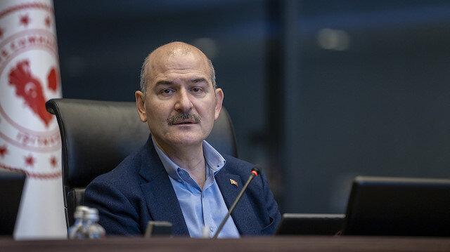 Bakan Soylu şehit Mehmet Selim Kiraz'ı andı: Ruhun şad olsun savcım terör örgütünün kökünü kurutuyoruz