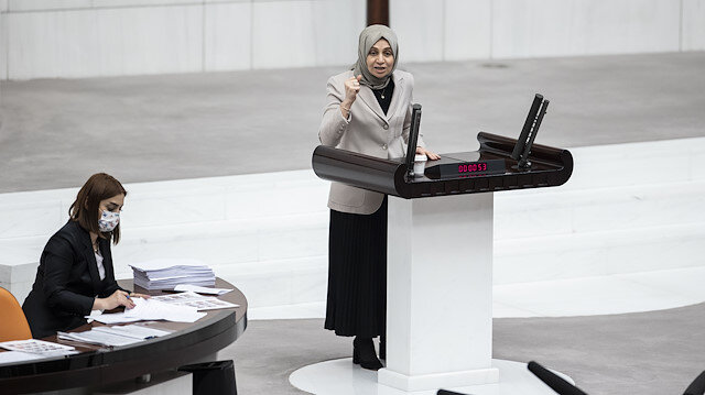 AK Partili vekil terör örgütünü lanetledi HDP'liler tepki gösterdi: Yaranız var gocunuyorsunuz