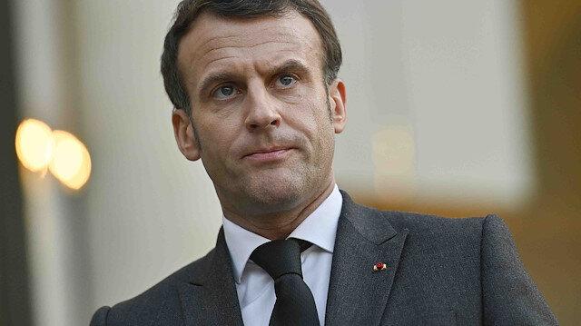 Koronavirüs salgınının çığırından çıktığı Fransa'da Macron'dan aşı vurgusu