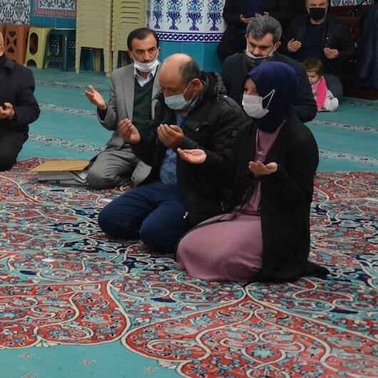 Kütahya'da bir ayda Ukraynalı iki kadın Müslüman oldu