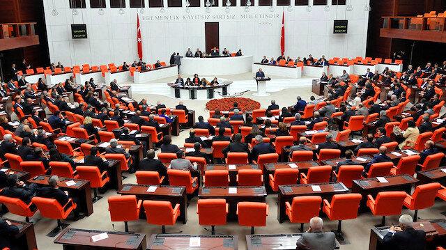 AK Parti'nin ekonomiye ilişkin kanun teklifi TBMM'de