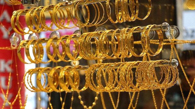Çeyrek ve gram altın ne kadar oldu?