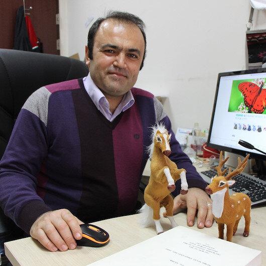 'Eski Türkçe'de çok ilginç hayvan isimleri: Kedi 'çetük', kelebek 'baybayuk', ateş böceği 'küsküni'