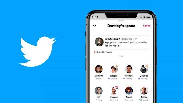 Twitter Spaces özelliği web sürümüne geliyor