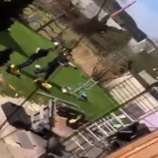 Almanyada tepki çeken görüntü: Alzheimer hastası Türkü silahla vurdular