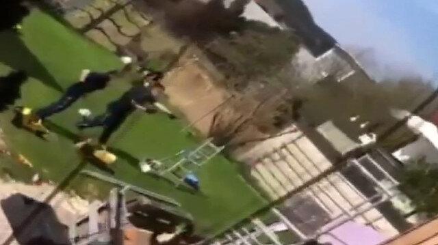 Almanya'da tepki çeken görüntü: Alzheimer hastası Türk'ü silahla vurdular