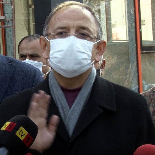 AK Partili Özhaseki: Teröre destek veren kim varsa Türk siyasetinden silinmek zorunda