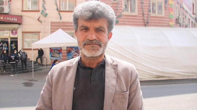 HDP önündeki acılı baba Begdaş: Evlatlarımız gelene kadar biz buradan kalkmayacağız doğru adresteyiz