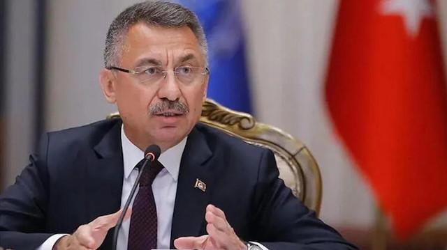Cumhurbaşkanı Yardımcısı Oktay'dan amirallerin bildirisine cevap: Göze alabilene hodri meydan