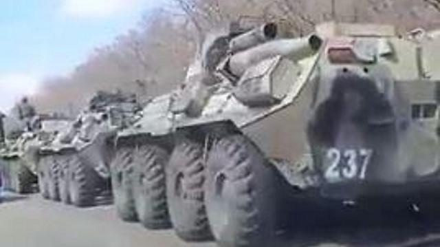 Rusya-Ukrayna sınırında tansiyon yükseliyor: İki ülkeden de tehlikeli restleşme
