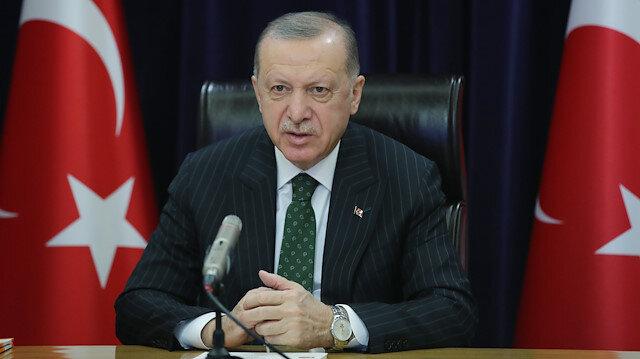 Cumhurbaşkanı Erdoğan, Ürdün Kralı 2. Abdullah ile bir telefonda görüştü