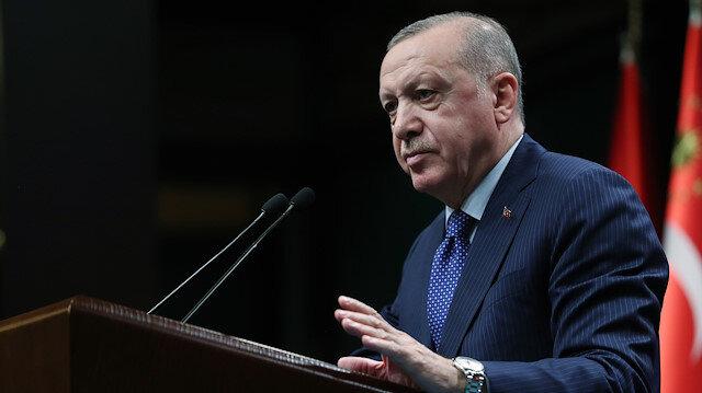 Cumhurbaşkanı Erdoğan'dan bildiriye sert tepki: Bu eylem kesinlikle art niyetli bir girişimdir