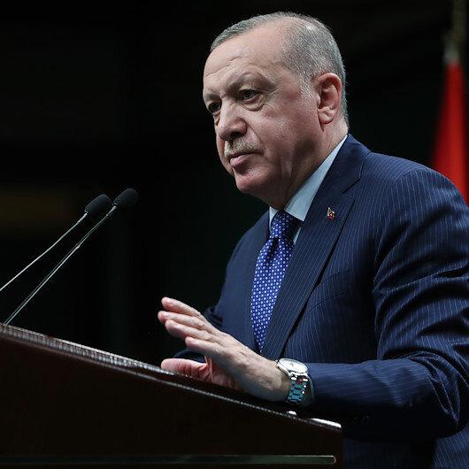 Cumhurbaşkanı Erdoğandan bildiriye sert tepki: Bu eylem kesinlikle art niyetli bir girişimdir