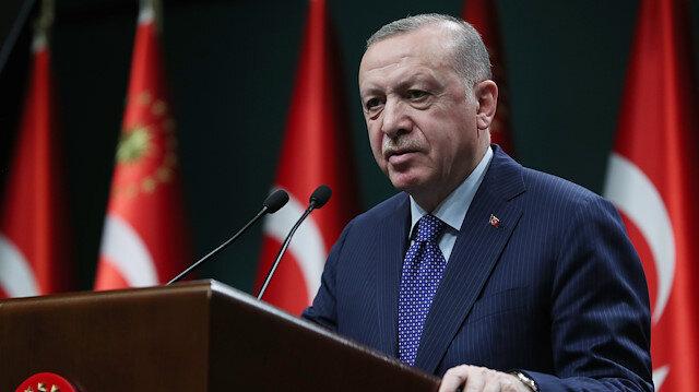 Cumhurbaşkanı Erdoğan: Montrö'den çıkmak gibi ne bir çalışmamız ne de bir niyetimiz var