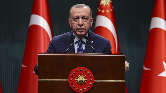 Cumhurbaşkanı Erdoğan'dan CHP'ye bildiri tepkisi: Bu işin merkezinde ana muhalefet partisinin ta kendisi var