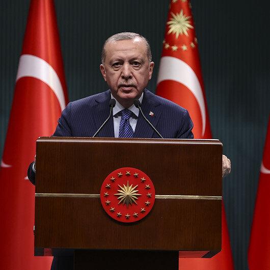 Cumhurbaşkanı Erdoğandan CHPye bildiri tepkisi: Bu işin merkezinde ana muhalefet partisinin ta kendisi var