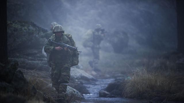 Zap'ta 2 PKK'lı terörist etkisiz hale getirildi