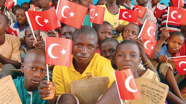 Dünyanın gündemi yükselen Afrika ve Türkiye