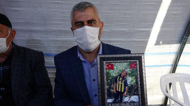 Evlat nöbetindeki acılı baba: Kızımı HDP kaçırdı evladım gelmeden çadırı terk etmeyeceğim