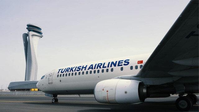İstanbul Havalimanı Avrupa'nın zirvesinde: Mart ayında 17 bin uçuşla lider oldu