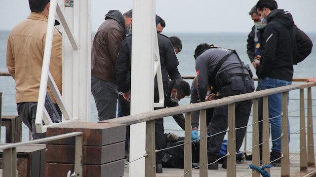İzmir'de oltaya takılan ceset 3 gündür kayıp olan kişiye ait çıktı