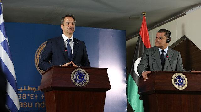 Yunanistan'ın 'Türkiye ile anlaşmalarınızı iptal edin' çıkışına Libya'dan yanıt: Anlaşma devam edecek