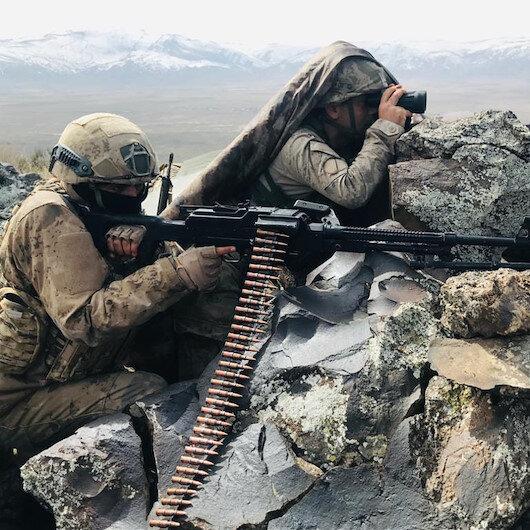 MSB açıkladı: Barış Pınarı bölgesine sızmaya çalışan 9 PKK/YPG'li terörist etkisiz hale getirildi