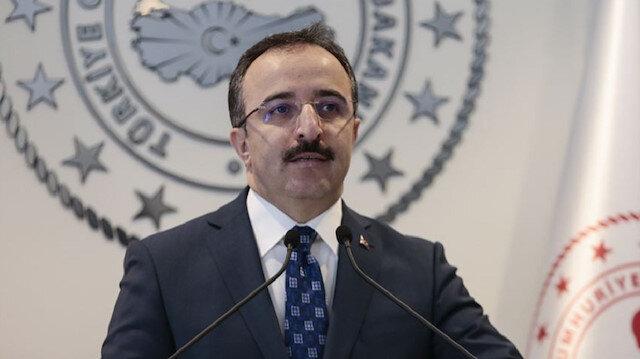 İçişleri Bakanlığı Sözcüsü Çataklı: Mart ayında düzenlenen iç güvenlik operasyonlarında 86 terörist etkisiz hale getirildi