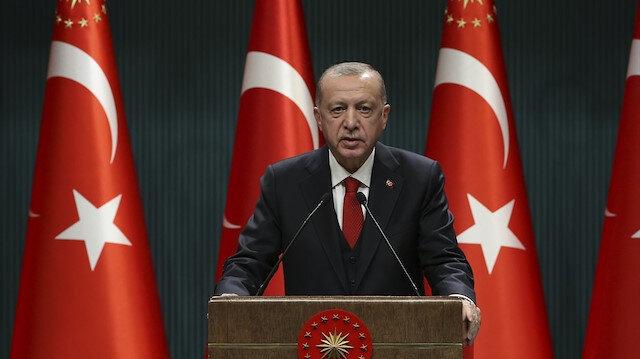Cumhurbaşkanı Erdoğan: Kanal İstanbul hazırlıkları büyük ölçüde tamamlandı