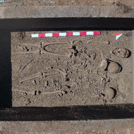 İki bin 400 yıllık lahit kapağını Bakan Ersoy açmıştı: Arkeoloji dünyasına ışık tutacak
