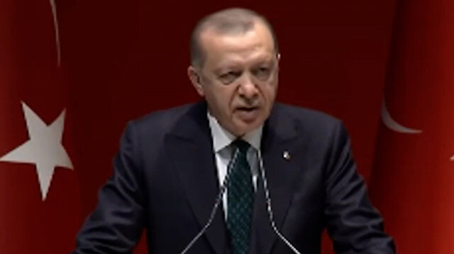 Cumhurbaşkanı Erdoğan'dan, düşen askeri uçak hakkında açıklama: Şehidimize Allah'tan rahmet diliyorum
