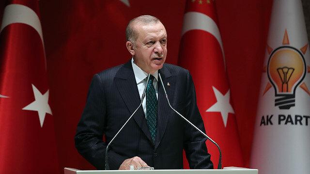 Cumhurbaşkanı Erdoğan: Milletimize başsağlığı diliyorum