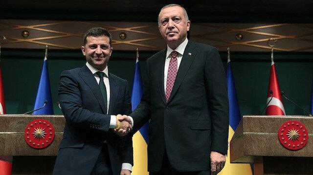 Ukrayna Cumhurbaşkanı Zelenskıy Türkiye'ye geliyor