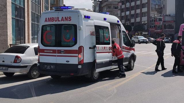 İnebolu'da karantinadan kaçan 2 kişi sokakta yakalandı