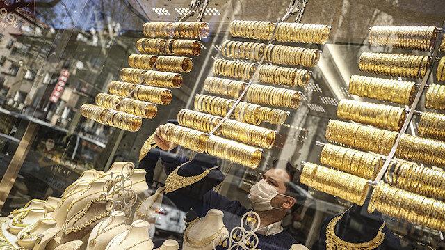 Altın fiyatları toparlanıyor