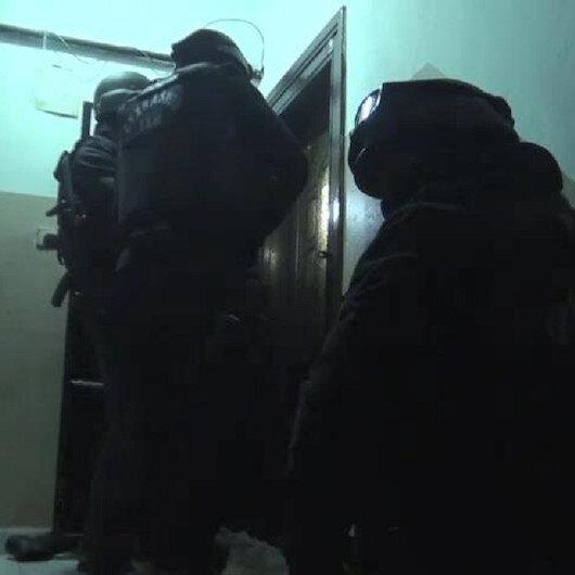 İstanbulda DEAŞa şafak operasyonu