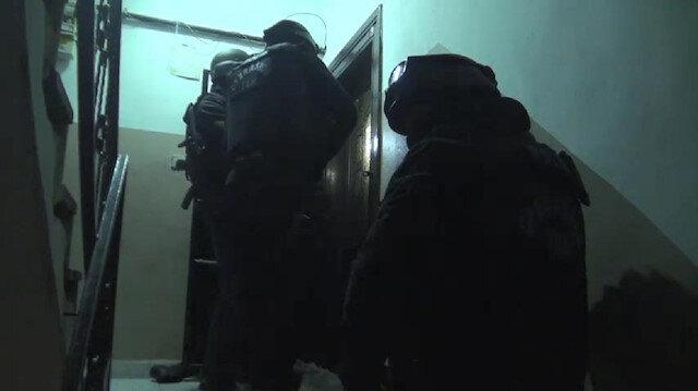 İstanbul'da DEAŞ'a şafak operasyonu