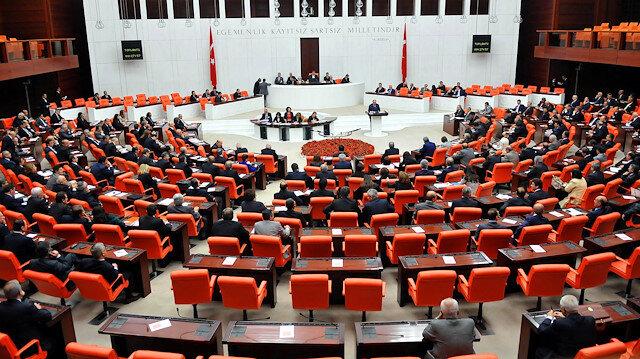HDP ve DBP'li 11 vekil hakkındaki 14 fezleke TBMM'de