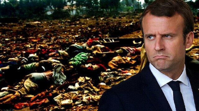 Fransa Ruanda soykırımına dair belgeleri erişime açıyor