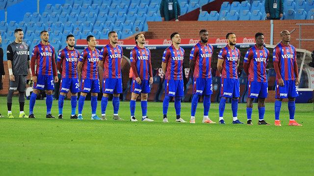Trabzonspor'da duraklama dönemi: 7 maçta 12 puan kaybettiler