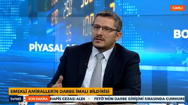Hüseyin Likoğlu: Türkiyesiz ABnin güvenliği de olmaz, ekonomisi de olmaz