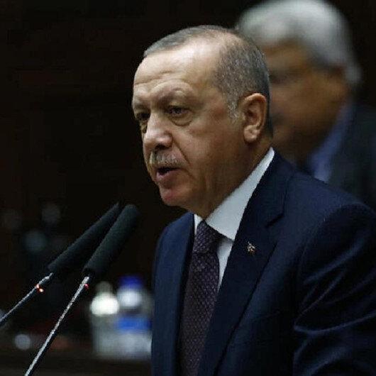 Cumhurbaşkanı Erdoğan: Emekli generallerin merkezinde CHP'nin kendisi vardır