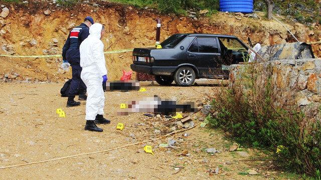 Bağ evinde korkunç olay: Baba ve oğlu silahla öldürülmüş halde bulundu