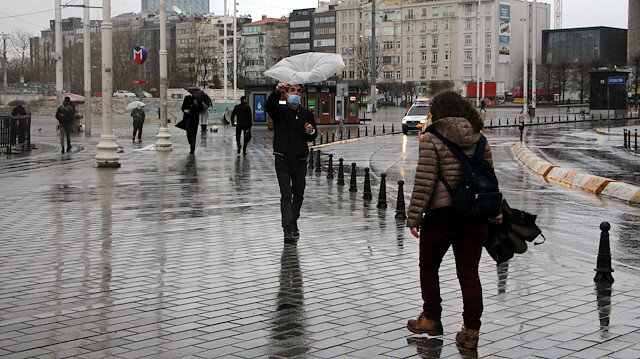 İstanbul'da sabah saatlerinde yağmur etkili oldu