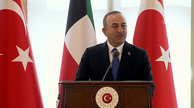 Bakan Çavuşoğlu: Oturma düzeni AB'nin talebine göre ayarlandı