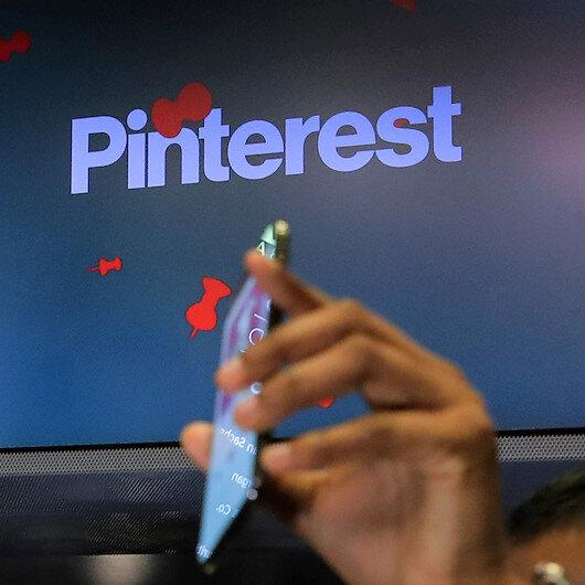 Pinterest de temsilci atayacak